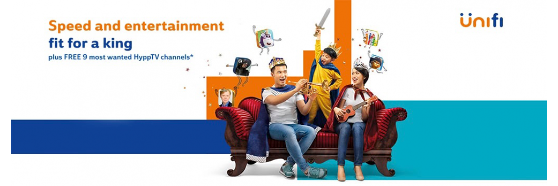 TM Unifi Home Promo
